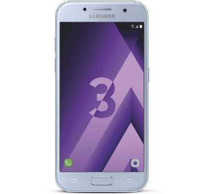 Telefon mobil Samsung Galaxy A3 (2017), 16GB, 4G, Blue Mist